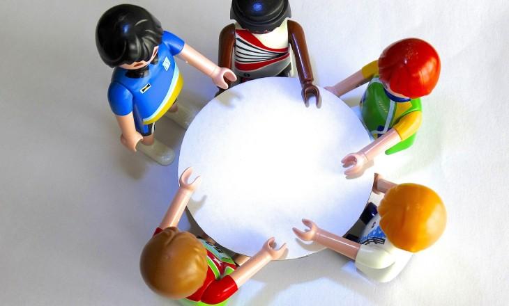 Votre Codir est-il une table ronde?