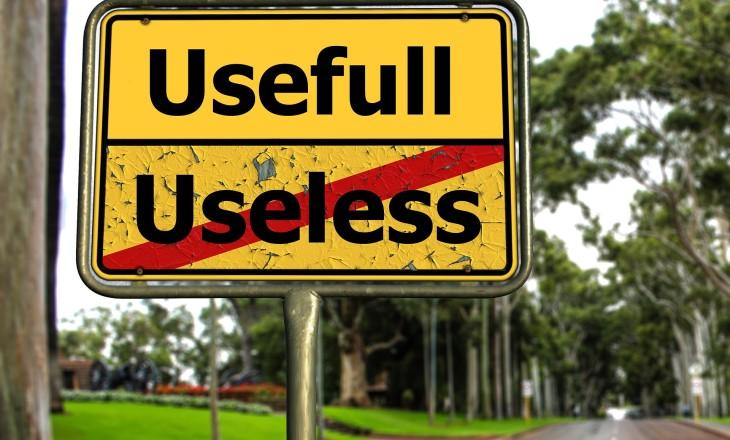 Organisez votre inutilité !