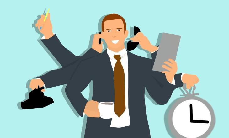 La frénésie, syndrome principal du décrochage des managers