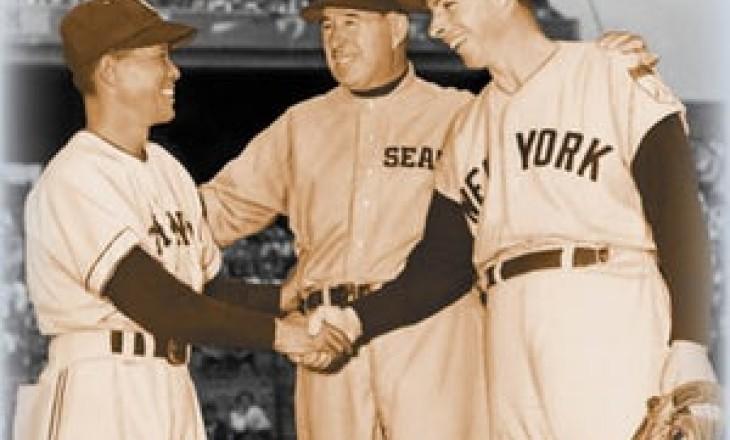 L'histoire du premier match de baseball États-Unis vs Japon - ou comment éviter le piège de la nouveauté