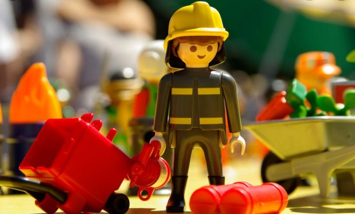 Vive le mode pompier !